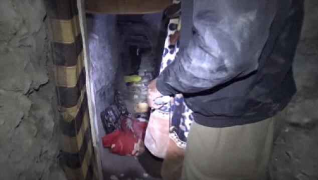 Khám phá mạng lưới đường hầm bí mật IS xây dựng ở Iraq - anh 2