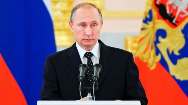 Putin: 'Quan hệ Nga-Thổ Nhĩ Kỳ đang rơi vào ngõ cụt' - anh 1
