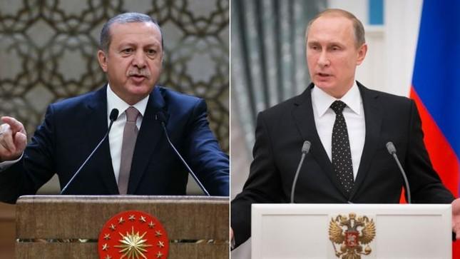 """Thổ Nhĩ Kỳ cảnh báo Nga không nên """"đùa với lửa"""" - anh 1"""