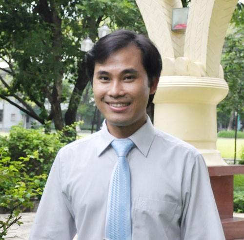 Giáo sư trẻ nhất 38 tuổi: Phan Thanh Sơn Nam - anh 1