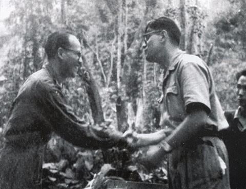 Chân dung GS Hoàng Minh Giám - anh 2