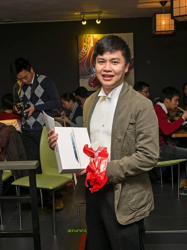 Tiến sĩ Việt làm việc cho IBM: Nhà khoa học phải quảng bá kết quả nghiên cứu của mình - anh 1