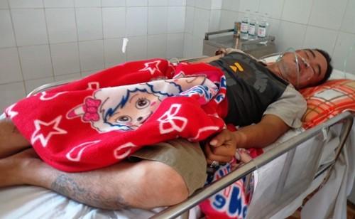 Vụ tai nạn thảm khốc ở Đắk Lắk: Lái xe dương tính với ma túy - anh 1