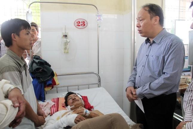 Vụ tai nạn thảm khốc ở Đắk Lắk: Lái xe dương tính với ma túy - anh 2