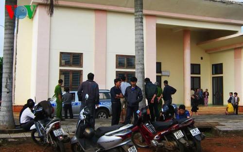 Đắk Nông: Thanh tra giao thông nhảy lầu tự tử tại trụ sở công an - anh 2