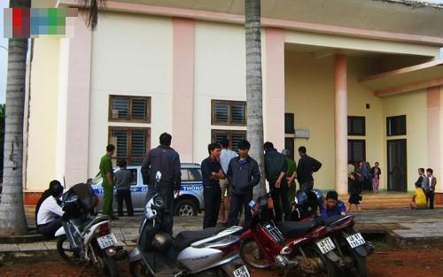 Đắk Nông: Thanh tra giao thông nhảy lầu tự tử tại trụ sở công an - anh 1