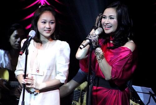 Ca sĩ Thanh Lam: Mẹ chính là người thầy đầu tiên - anh 3