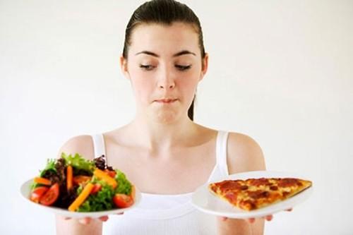 Những sai lầm của phụ nữ khiến việc giảm cân thất bại - anh 1