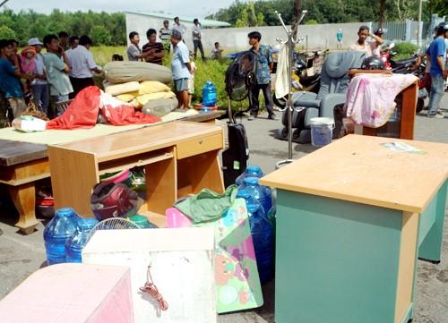 Bình Dương: Làm rõ nguyên nhân vụ sập nhà 4 tầng khiến nhiều người hoảng loạn - anh 3