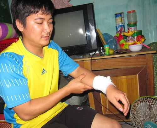 Nghệ An: Đấu súng kinh hoàng trong đêm, 3 người thương vong - anh 2