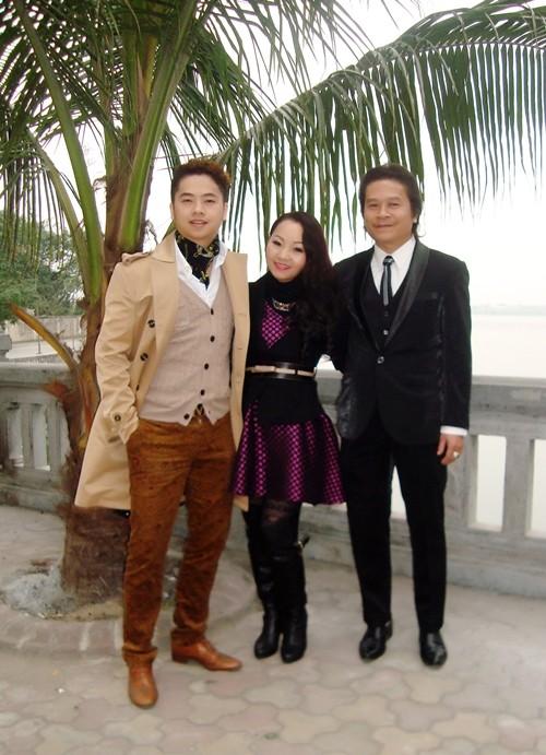 Chuyện gia đình người ca sỹ nổi tiếng hát về Trường Sa - anh 1