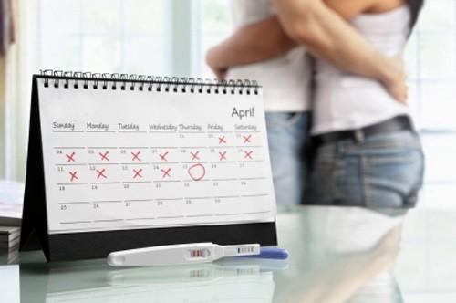 Bí quyết đơn giản giúp tính ngày rụng trứng chính xác - anh 1