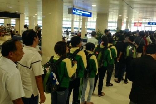 """Bản tin """"113+"""": Vợ sinh đôi, chồng được nghỉ 10 ngày làm việc; Hoạt động bay tại sân bay Tân Sơn Nhất gián đoạn do mất điện - anh 3"""