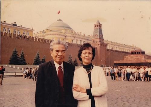 Chuyện gia đình của nhà trí thức xuất sắc của đất nước: GS Tạ Quang Bửu - anh 1