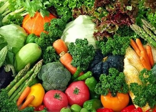 6 lợi ích sức khỏe của việc ăn chay - anh 1