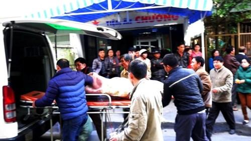 """Bản tin """"113+"""": Hai nữ sinh cùng treo cổ tự tử trong phòng trọ; Vi phạm giao thông, cắn cảnh sát cơ động để bỏ chạy - anh 1"""