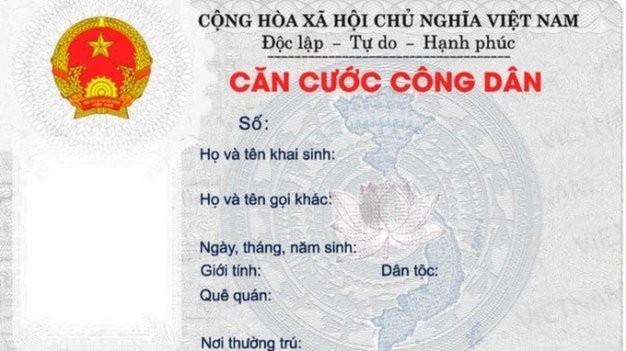Thẻ căn cước công dân có thể sử dụng thay hộ chiếu - anh 1