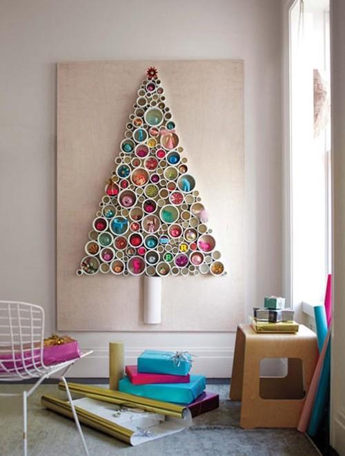 5 mẫu cây thông Noel độc và lạ trang trí Giáng sinh 2014 - anh 3
