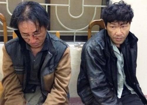 3 chiến sĩ công an bị thương vì đối tượng buôn heroin nổ súng chống trả - anh 1