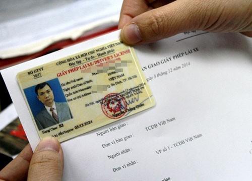 Miễn thủ tục khám sức khỏe khi đổi giấy phép lái xe - anh 1