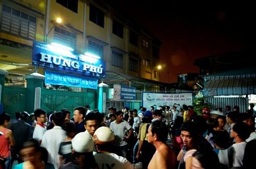 TP. HCM: Nam ca sĩ bị sát hại dã man tại phòng - anh 2