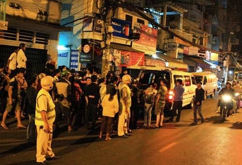 TP. HCM: Nam ca sĩ bị sát hại dã man tại phòng - anh 3