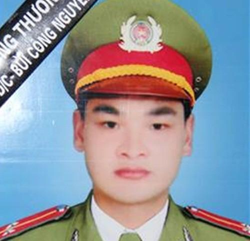 Sơn La: Bắt đối tượng vận chuyển ma túy, 1 chiến sĩ công an hy sinh - anh 1