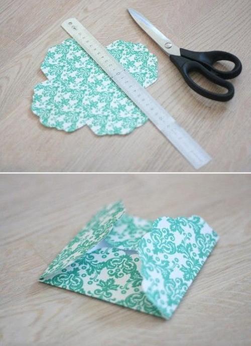 Hướng dẫn cách làm bao lì xì handmade cực đẹp cho Tết Nguyên Đán - anh 8