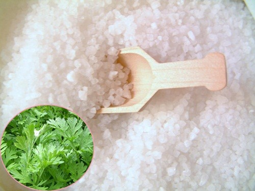 Những cách đơn giản giúp giảm mỡ bụng nhờ muối hạt - anh 1