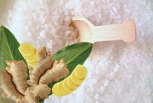 Những cách đơn giản giúp giảm mỡ bụng nhờ muối hạt - anh 3