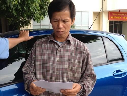 Ngày 6/3, xét xử cấp sơ thẩm nghi can vụ án oan 10 năm Nguyễn Thanh Chấn - anh 2