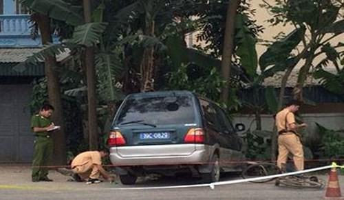 Phó Thủ tướng yêu cầu làm rõ vụ xe biển xanh đâm vào 5 học sinh ở Phú Thọ - anh 2