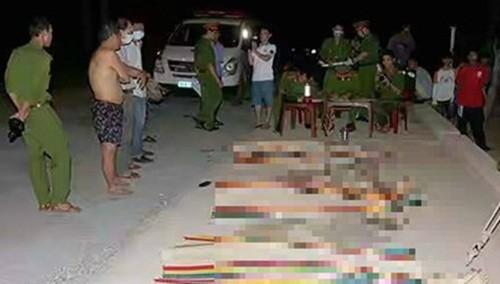 Bình Thuận: Tìm thấy thi thể 3 thanh niên chết đuối tại đảo Phú Quý - anh 2