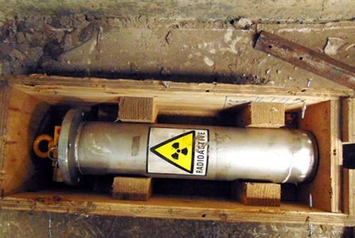 Truy tìm nguồn phóng xạ thất lạc có khả năng gây nguy hiểm tại Vũng Tàu - anh 1