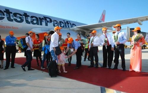 Jetstar Pacific chính thức mở đường bay thẳng Hà Nội - Đà Lạt - anh 1