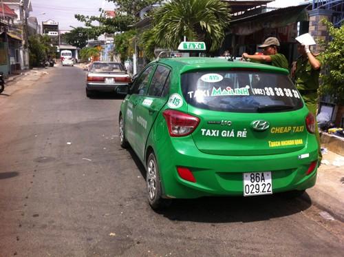 Tên cướp táo tợn đâm trọng thương tài xế taxi Mai Linh chạy thoát như thế nào? - anh 1