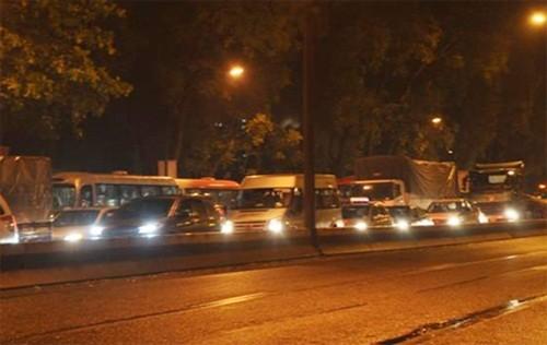 Truy tìm tài xế xe khách bỏ trốn sau khi đâm chết người - anh 2