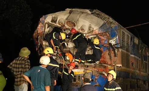 Lái tàu SE5 tử nạn được Chủ tịch nước tặng Huân chương Dũng cảm - anh 1