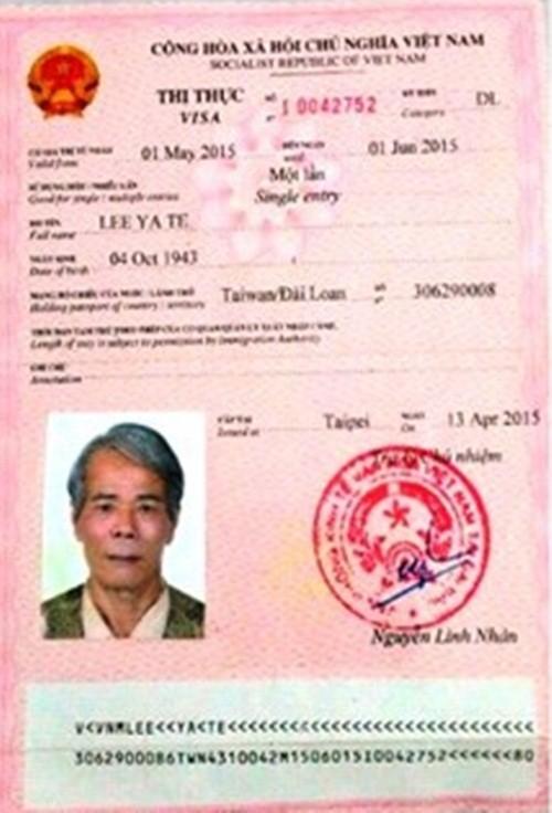 Cụ ông Đài Loan 72 tuổi giết vợ Việt kém 24 tuổi - anh 2
