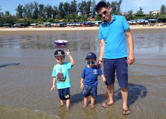 Nhân viên FPT Trading cùng con trai tử vong khi đi du lịch Thái Lan do ngộ độc thức ăn? - anh 1