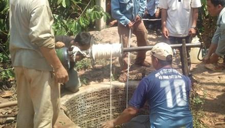 Đắk Lắk: Phát hiện thi thể 2 người đàn ông dưới giếng - anh 1