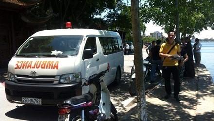Hà Nội: Hốt hoảng phát hiện nam thanh niên chết gục trong xe ôtô - anh 1