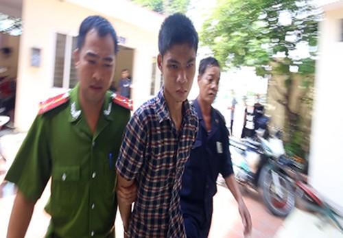 Bắt đối tượng cướp điện thoại iPhone 5 trong BV Phụ sản để mua sữa cho con - anh 1