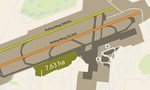 Sân bay Tân Sơn Nhất sẽ đóng cửa một đường băng trong 3 ngày - anh 1