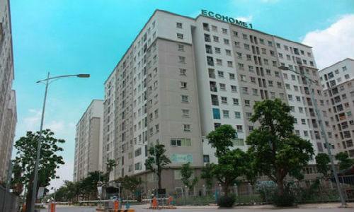 Hà Nội: Người đàn ông tử vong sau khi nhảy từ tầng 9 chung cư Ecohome 1 - anh 1