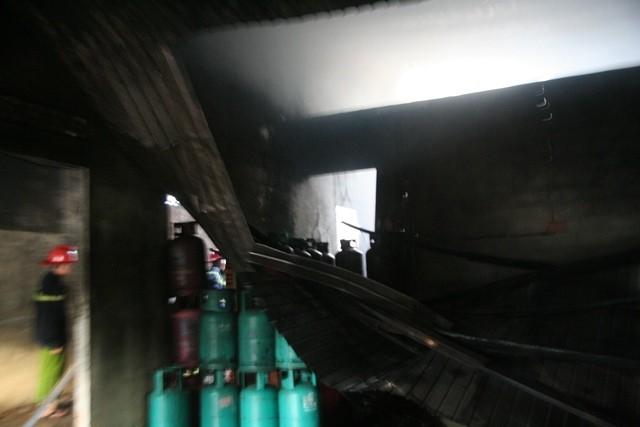 Nổ kho chứa gas, 1 người tử vong - anh 1