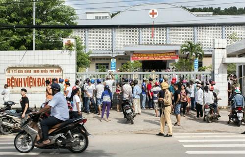 Cảnh sát nổ súng bắt nghi can giết 2 người ở Phú Quốc - anh 1
