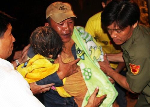 Quá trình giải cứu bé gái 7 tuổi mắc kẹt dưới giếng sâu suốt 10 giờ - anh 2
