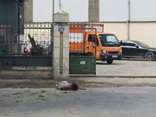 Hà Nội: Nam thanh niên nhảy từ nóc nhà 6 tầng xuống đất tử vong - anh 2