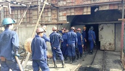 Vụ bục túi nước lò than ở Quảng Ninh: Tìm thấy thi thể công nhân mất tích - anh 1